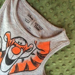 Disney Shirts & Tops - Disney Child's Tigger Soft Tank